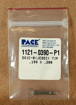 """PACE 1121-0313-P1 0.08/"""" SOI-CHIP Removal Tip for TT-65 ThermoTweez NEW 1-SET"""