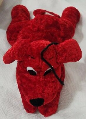 2002 CLIFFORD THE BIG RED DOG PLUSH TOY 12