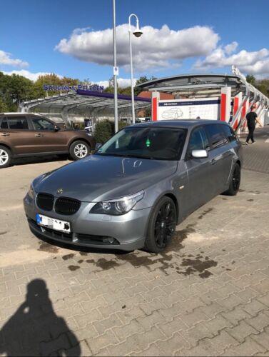 BMW 525d E61 Touring TÜV 06/2019 Automatik Leder AHK