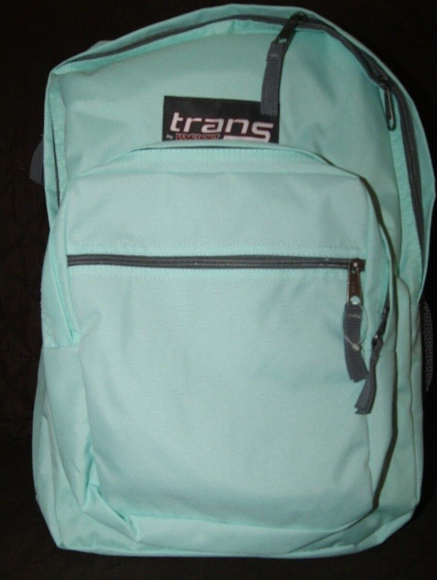 "Trans by JanSport 17"" SuperMax Backpack Book School Bag - Mi"