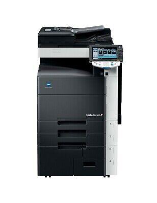 Konica Minolta Bizhub C552 Color Multifunction Printer