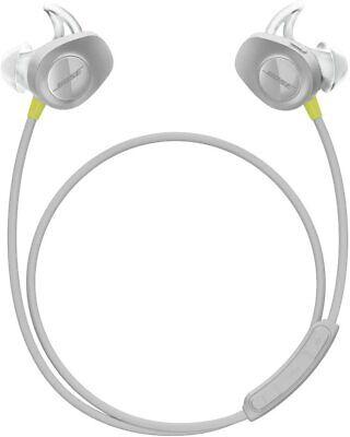 Bose SoundSport Wireless Earbuds Sweatproof Bluetooth Headphones for Running
