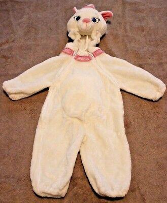 Disney Store Aristocats Marie Cat Halloween Costume Plush Girls 6 months