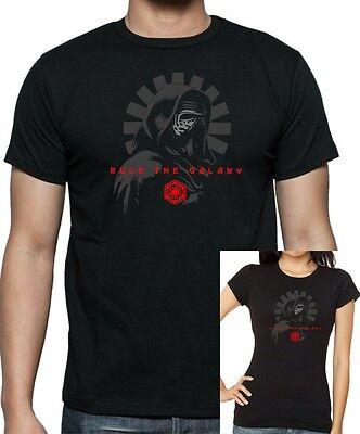 Mens and Womens STAR WARS KYLO REN T-shirt - Star Wars Womens T Shirts