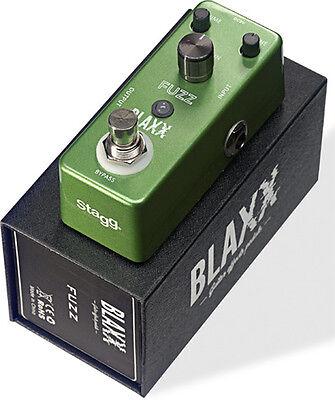 Stagg Blaxx Fuzz Compact Guitar Pedal