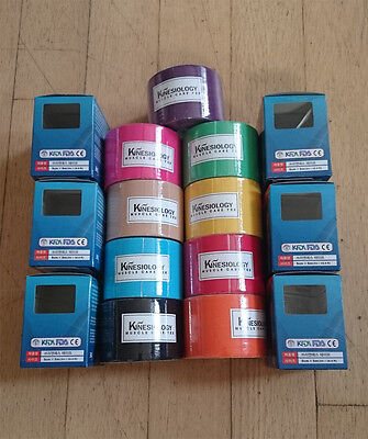 4 rolls ~ 3NS Kinesiology Sports Tape Muscle Care Tex