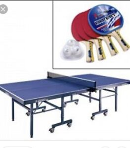 Wanted - ping pong table