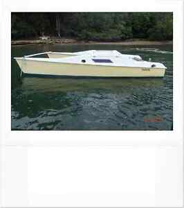 WANTED TO BUY INTERNATIONAL 23 CATAMARAN OR PARTS Seven Hills Blacktown Area Preview
