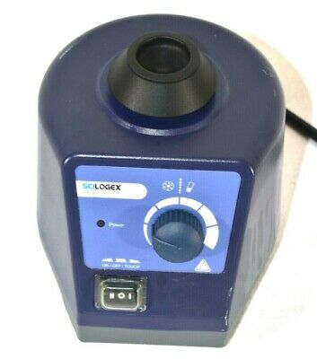 Scilogex Mx-s Variable Speed Vortex Mixer 0-2500rpm Fast Shipping