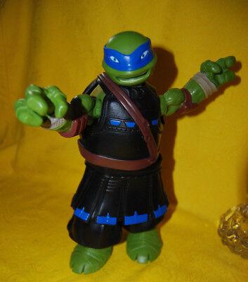 TEENAGE LEONARDO BLUE MUTANT NINJA TURTLE ACTION FIGURE - Blue Ninja Turtle