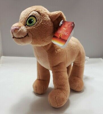 "Disney's The Lion King Nala Plush Stuffed Animal Toy 7"" 2019 Movie Just Play NEW"