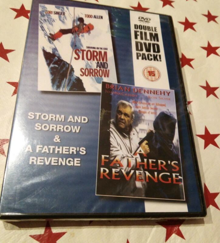 Double+film+DVD+Pack%3A+Storm+and+Sorrow+%26+The+Custodian%27s+Revenge