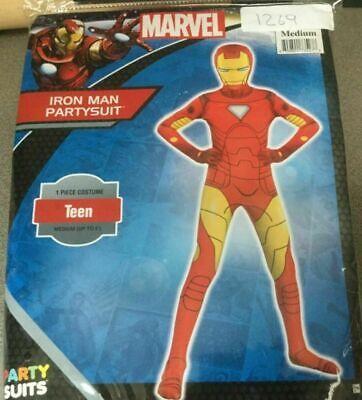IRON MAN costume BODY SUIT Halloween Costume (size - Body Iron Man Kostüme