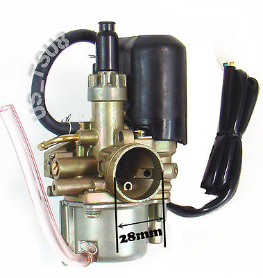 [NEW & FREESHIP] Carburetor for Peugeot Squab 50cc Kymco Dink & Like 50 2T