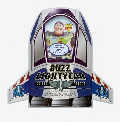 Disney Picture Frame Photo Toy Story Buzz Lightyear -