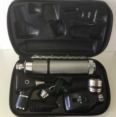 Welch Allyn Diagnostic Set Ophthalmoscope 11720 Otoscope 20000a 26535