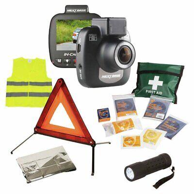 Nextbase 112 720p HD Dash Cam and Emergency Car Kit.