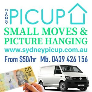 2 MEN WITH A VAN $100/HR* | 1 MAN WITH A VAN $50/HR* 🏡🚚🏃‍♂️🏃‍♂️ Queens Park Eastern Suburbs Preview