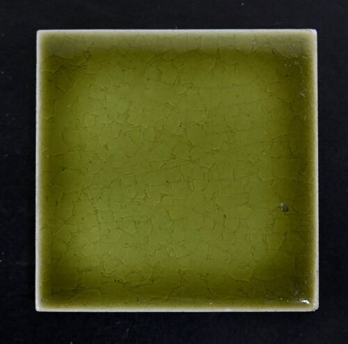 European Field Tile Green Victorian 21/4""