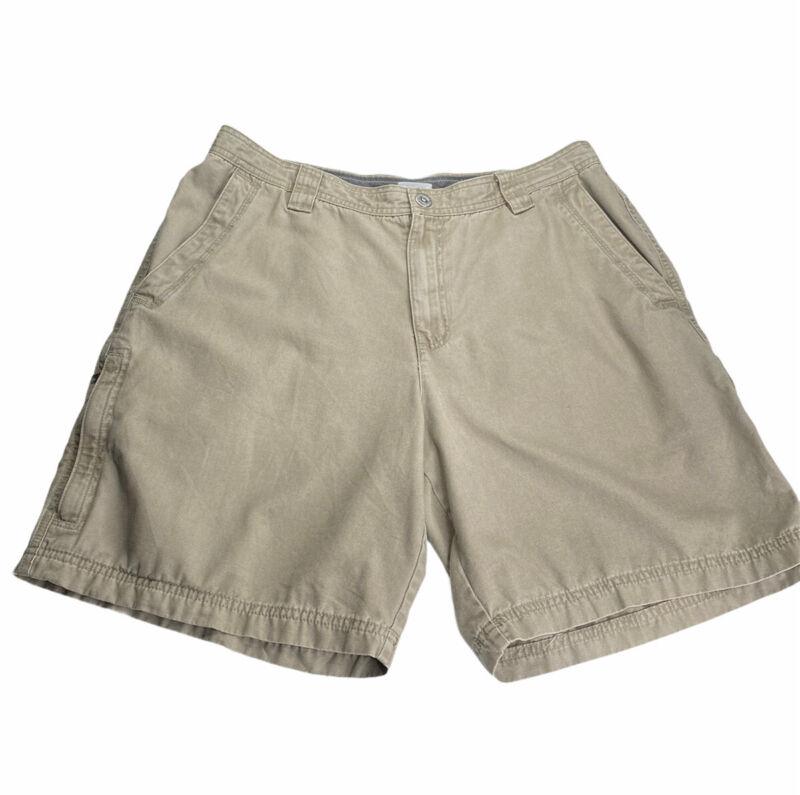 """Columbia Mens 38 9"""" Inseam Ultimate Roc Omni Shield Cargo Shorts"""