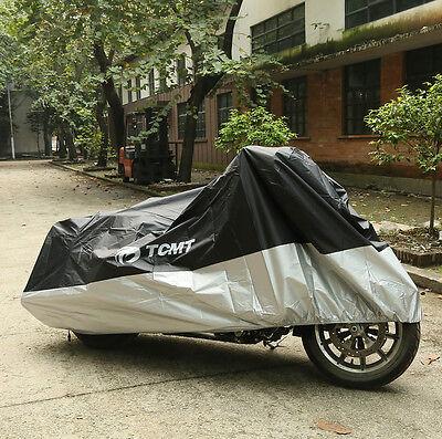 New Waterproof Motorcycle Cover For Honda Magna Shadow Spirit Sabre 600 750 1100