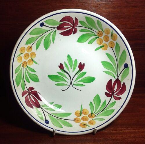 SOCIETE CERAMIQUE MAESTRICHT Vintage Hand Painted Bowl  - Made in Holland