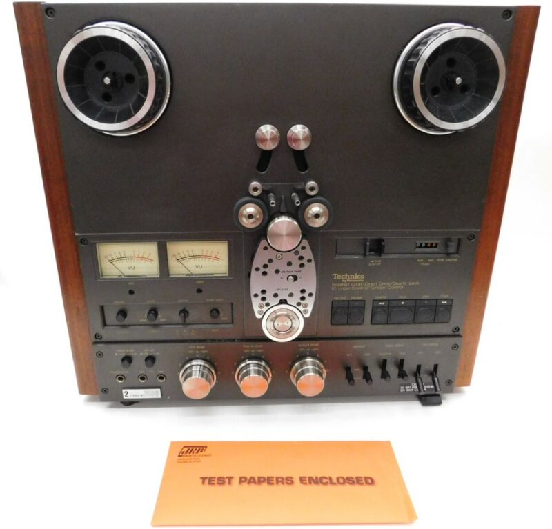 Technics RS-1500US Stereo Reel to Reel Tape Recorder