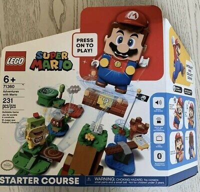 LEGO Super Mario Starter Course 71360 Brand New Sealed..