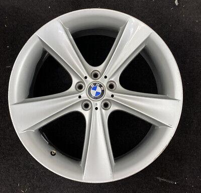 "2002-2008 BMW 745i 750i 760i 21"" FACTORY ORIGINAL FRONT WHEEL RIM SILVER OEM"