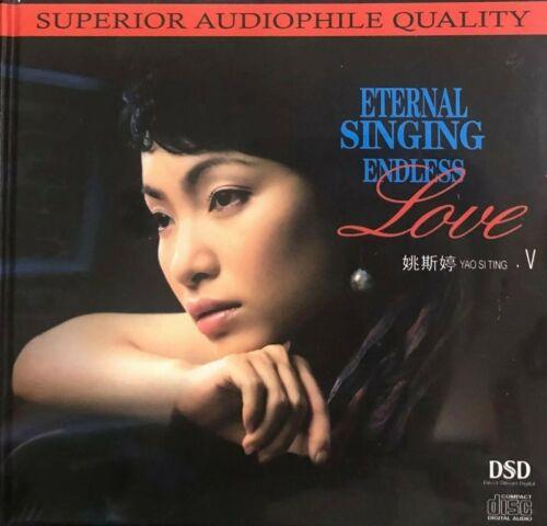 YAO SI TING - 姚斯婷 ENDLESS LOVE 5 (ENGLISH ALBUM) CD