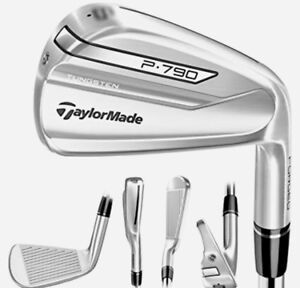 TaylorMade P790 Forged Iron 4-PW (Brand New)