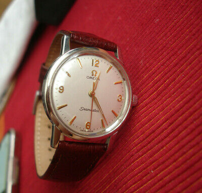 Vintage 1960 Omega Seamaster cal 600 watch excellent condition