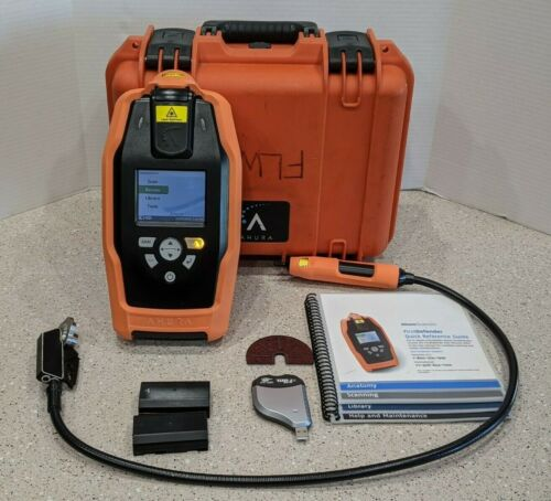 Ahura Scientific First Defender Handheld Chemical ID System Raman Spectrometer