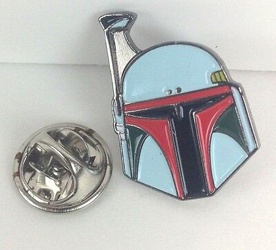 BOBA FETT - Star Wars Series - UK Imported Enamel Pin