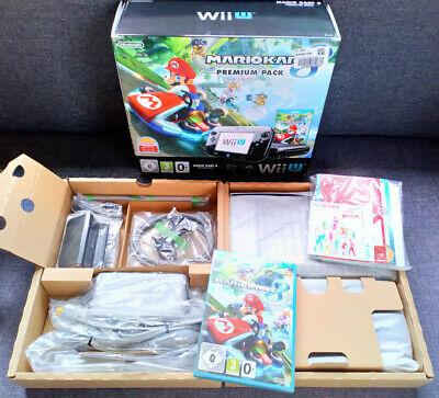 Console Wii U neuve . new / pack mario kart . 1...
