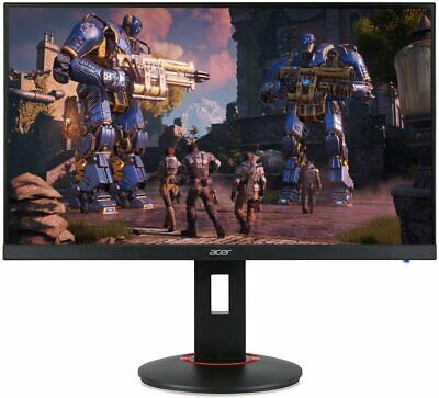 "Acer XF270HU Bbmiiprx 27"" FHD AMD FreeSync HDMI DP TN Gaming Monitor"