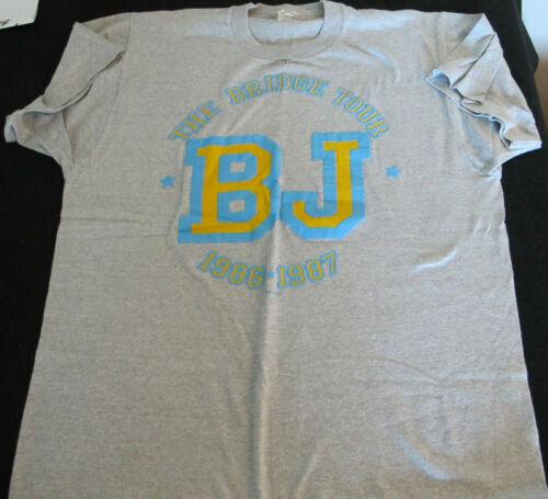 Vintage Billy Joel The Bridge Tour
