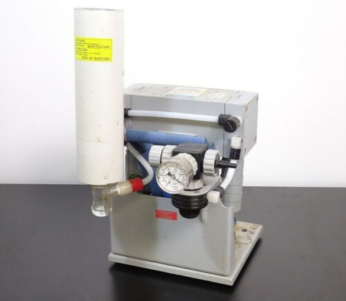 BrandTech / Vacuubrand MZ 2C Chemistry Diaphragm Vacuum Pump