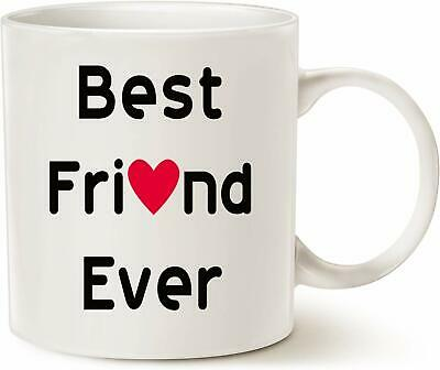 Best Friend Ever Mug - Mug for Friend Coworker - Christmas Gift Mug - Friend