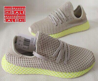 BNIB New Womens Adidas Deerupt Light Brown Glow size 4 5 6 7 uk