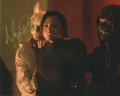 Meagan Tandy Batwoman Autographed Signed 8x10 Photo COA 2019-2