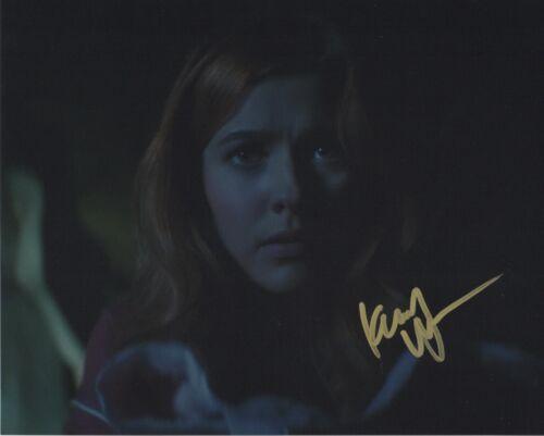 Kennedy McMann Nancy Drew Autographed Signed 8x10 Photo COA 2019-9