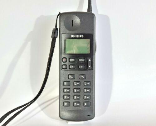 PHILIPS PR 342 - MOBILE PHONE BRICK CELL VINTAGE RETRO RARE COLLECTABLE