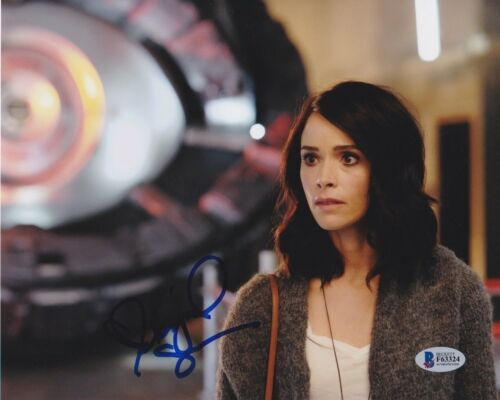 ABIGAIL SPENCER SIGNED 8X10 PHOTO RECTIFY TIMELESS BECKETT BAS AUTOGRAPH AUTO D