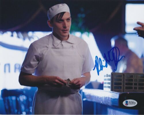 ROBIN LORD TAYLOR SIGNED 8X10 PHOTO GOTHAM BECKETT BAS AUTOGRAPH AUTO COA R