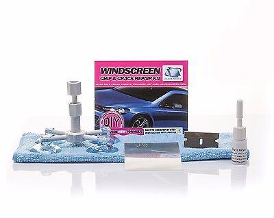 Windshield Chip and Crack repair DIY kit, Auto Glass Repair, Car Glass Repair