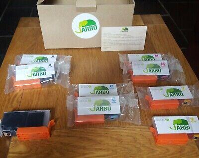 Jarbo ink cartridges 364XL x 7