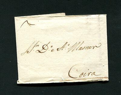 Schweiz - 1798 von Mailand nach Chur   (#3079)