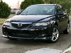 1YEAR Warranty 07 Mazda 6 Auto Sedan Rocklea Brisbane South West Preview