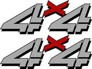 2-4x4-sticker-decal-parts-for-Chevy-Silverado-GMC-Sierra-truck